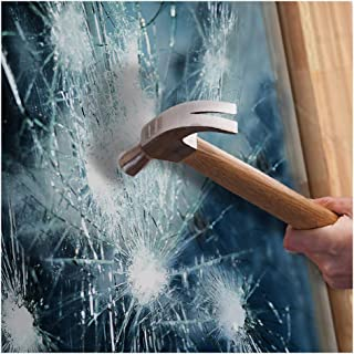 BDF S8MB05 Window Film Security and Privacy 8 Mil Black 05 (Very Dark) - 36in X 12ft