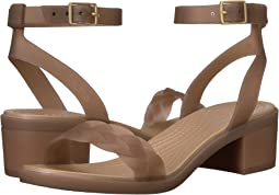 6653ac752c4b Oyster. 37. Crocs. Isabella Strappy Sandal.  39.94. 5Rated 5 stars.  Bronze Gold