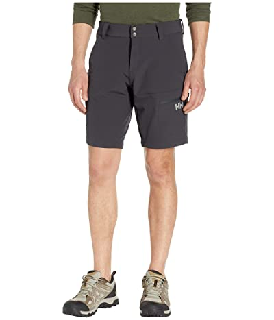 Helly Hansen Brono Shorts (Ebony) Men