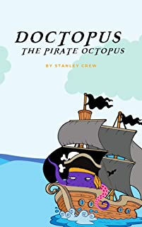 The Pirate Octopus (Kid Story School Book 1) (English Edition)