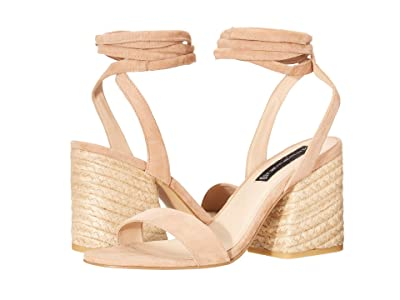 STEVEN NEW YORK Yasi (Sand Suede) High Heels