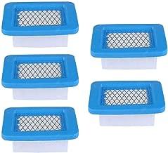 Podoy Pb500t Air Filter for Echo Parts A226000032 A226000031 Pb403t Pb603 Pb403 Pb413 Pb500 Pb620 Pb650 Pb755 Pb403t Air Filter pack of 5