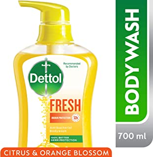 Dettol Fresh Anti-Bacterial Body Wash 700ml