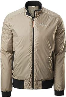 Kathmandu Sherborne Bomber Water-Repellent Insulated Quilt Lined Warm Men Jacket Men's