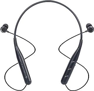 (Renewed) Zebronics Zeb-Symphony Bluetooth Earphone with Voice Assistant (Black)