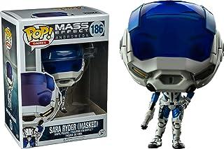 Funko Pop! Mass Effect Andromeda Sara Ryder Masked Exclusive