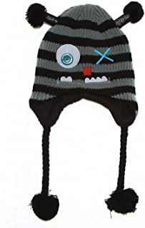 Gravity Character Knitted Laplander Cap