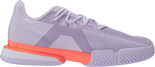 Purple Tint/Core Black/Signal Coral