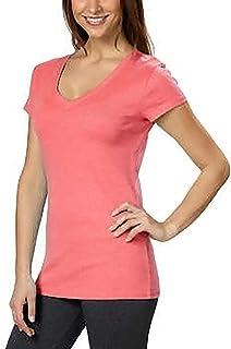 b880dd5837363 Kirkland Signature Ladies Premium Pima Cotton V-Neck T-Shirts