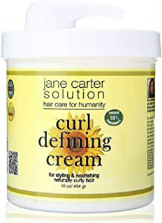 Jane Carter Solution, Cream Curl Defining, 16 Ounce