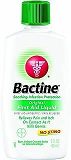 Bactine Original First Aid Liquid, 4-Fl Oz (Pack of 2)