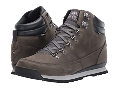 The North Face Back-To-Berkeley Redux Leather (Zinc Grey/Ebony Grey) Men