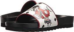MCM Rabbit Viseto Slide Sandal