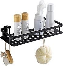 Hoomtaook doucheplank plank douche badkamer rechthoekig hoekrek mand voor badkamer en keuken hoekplank douche zonder boren...