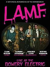 Lure, Burke, Stinson & Kramer - L.A.M.F.: Live At The Bowery Electric