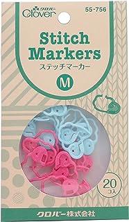 Clover 編み物用品 ステッチマーカー M 55-756