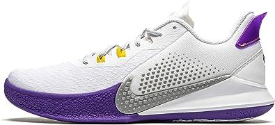 Nike Mamba Fury Lakers Home Kobe Bryant CK2087-101 US Size