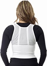 Underworks Women's Posture Corrector and Trainer Cincher and Back Support Brace - Bra Size-44
