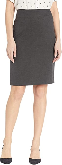 Washable Suiting Pencil Skirt
