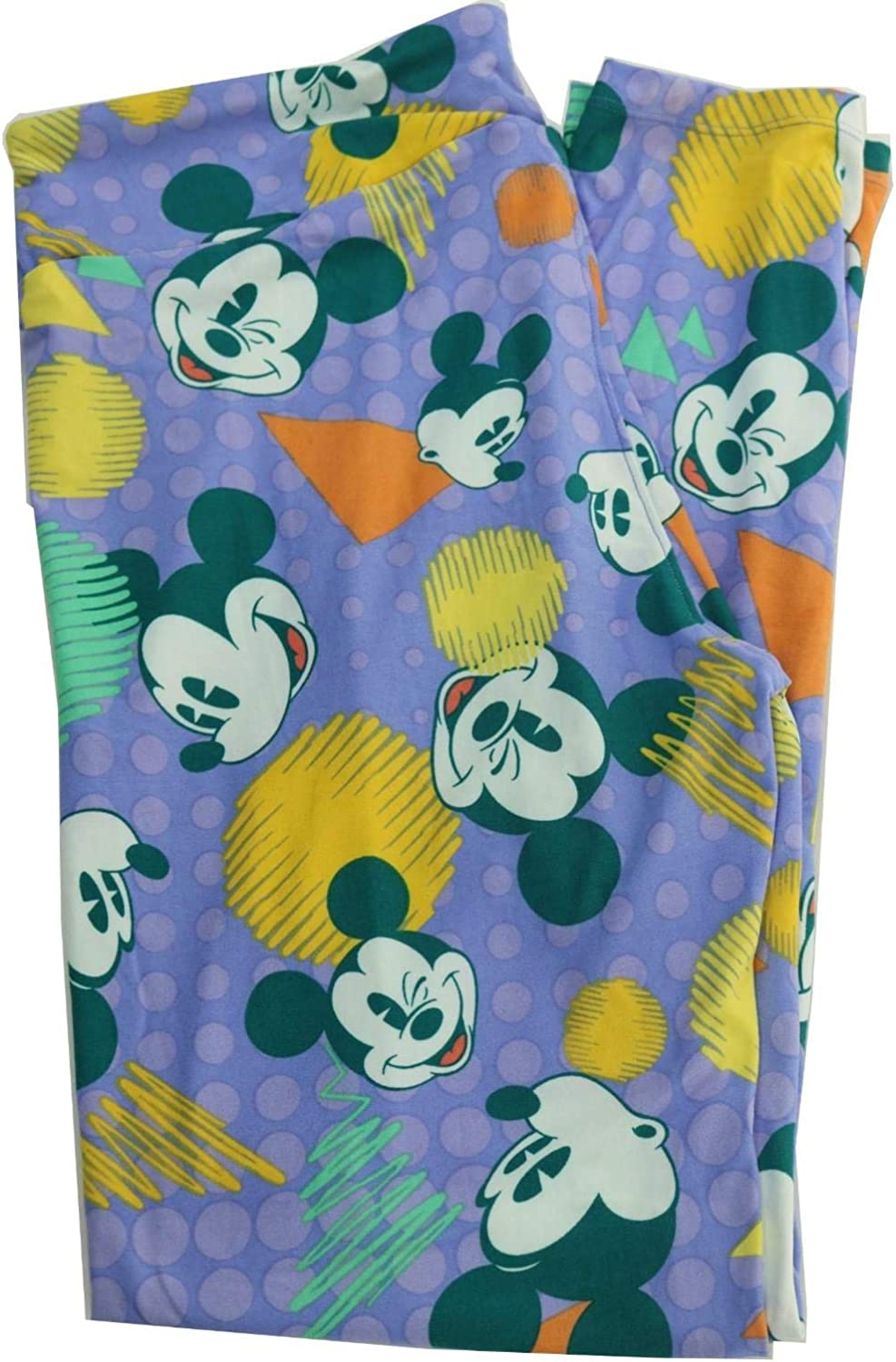 Lularoe Disney OFFer Collection Inexpensive one Mystery Size Leggings Black