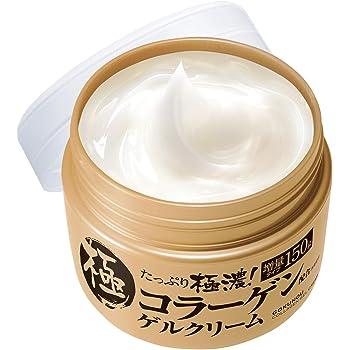 たっぷり極濃! コラーゲンゲルクリーム 150g(高保湿タイプ/スイゼンジノリ配合/大容量) 株式会社クルード 日本製