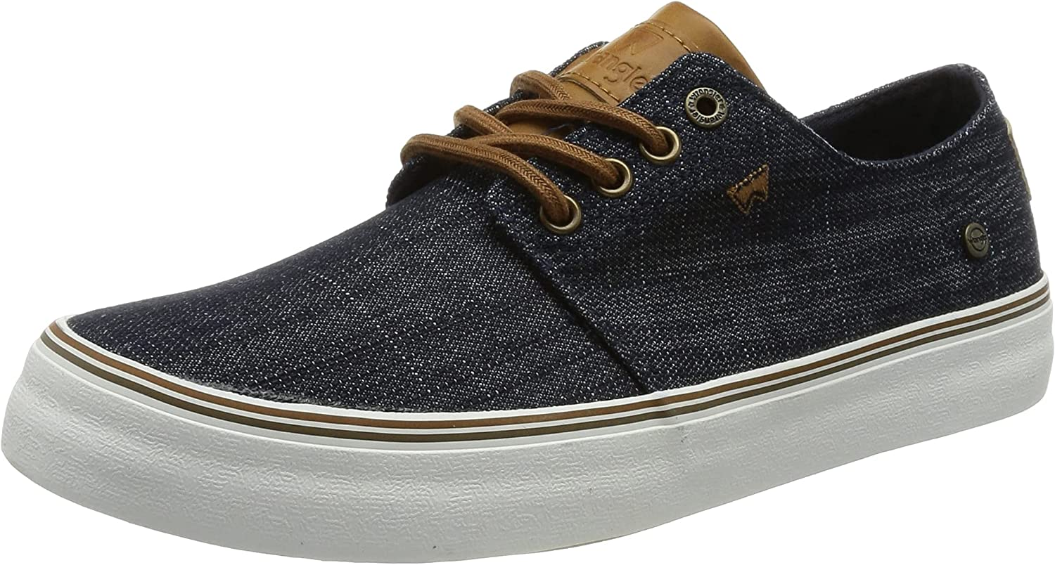 Wrangler Max 73% OFF Epic Kyoto Blue Mens 5% OFF Sneakers