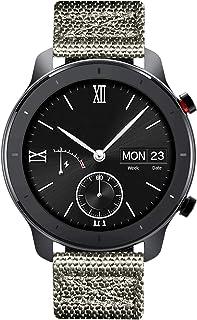 comprar comparacion BINLUN Bandas de Reloj compatibles con Amazfit Bip/GTS/GTR 42mm 47mm, Amazfit Pace/Stratos Smartwatch NATO Zulu Nylon Thic...