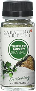 Sabatino Truffle & Parsley Sea Salt, 3.53 Ounce