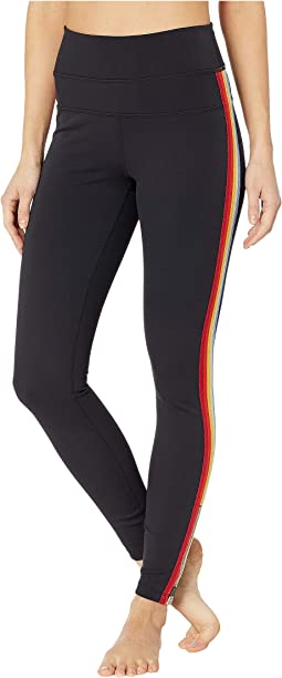 Rainbow Track Tights