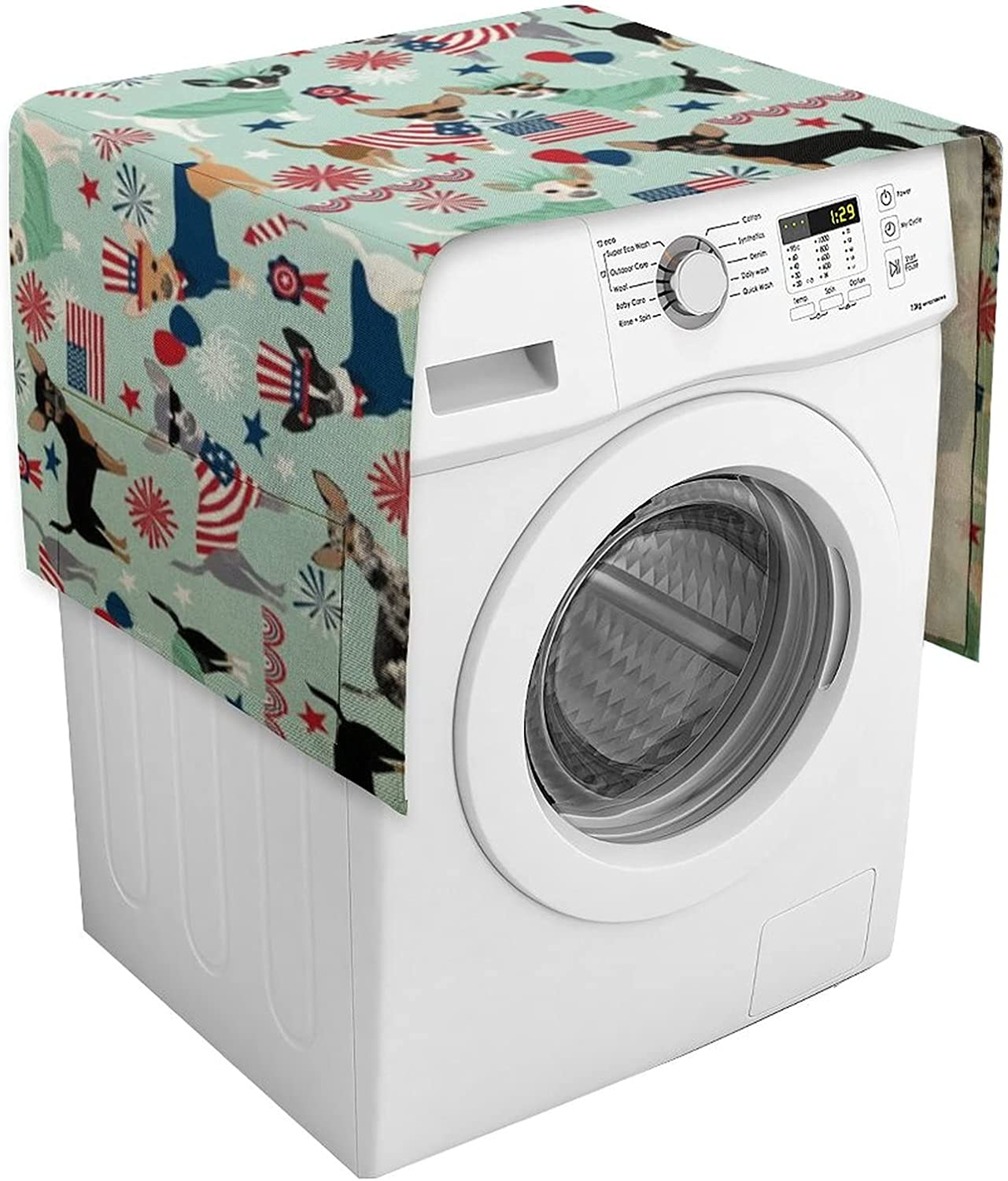 Multi-Purpose Washing Machine Covers Protector Appliance Washer Brand new Product