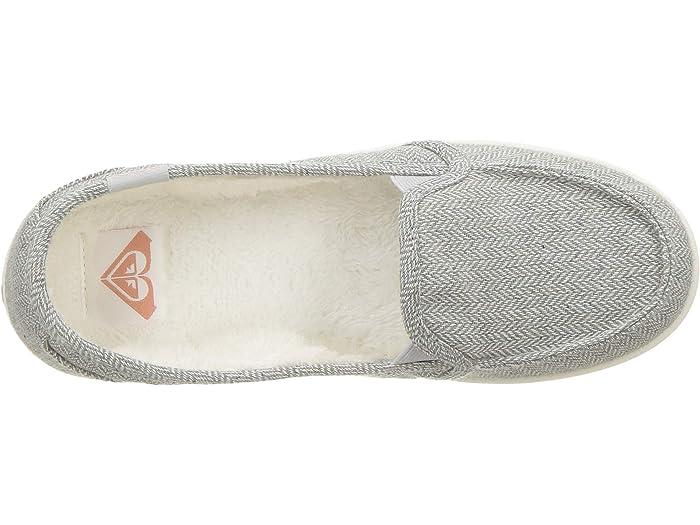 Roxy Minnow Wool Slip-On | Zappos.com