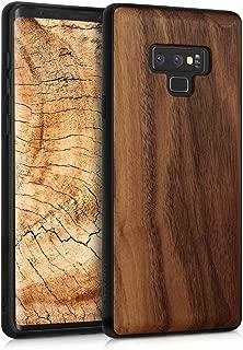Best wood note 9 case Reviews