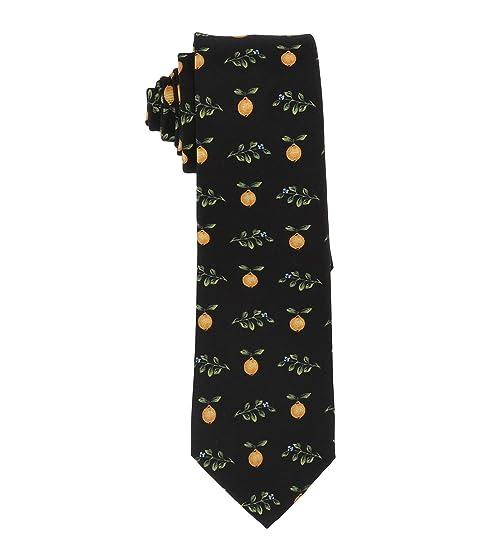 Paul Smith Narrow Oranges Tie
