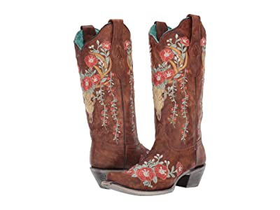 Corral Boots A3652 (Tan) Women