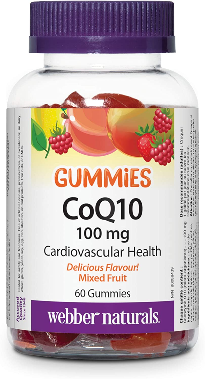 Webber Naturals Coq Count Tampa Mall Credence 60 10