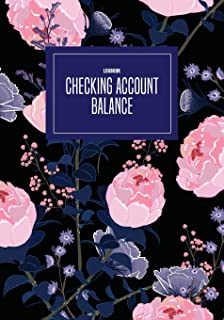 Checking Account Balance Log Book: Account payment record tracking  check and debit card log book checkbook personal  checking ledger finance budget ... Register Debit Card Log Book) (Volume 2)