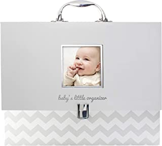 Pearhead Baby Document Organizer - Briefcase File Keeper to Store Baby's Records, Makes Great Gift for New Parents or Addi...
