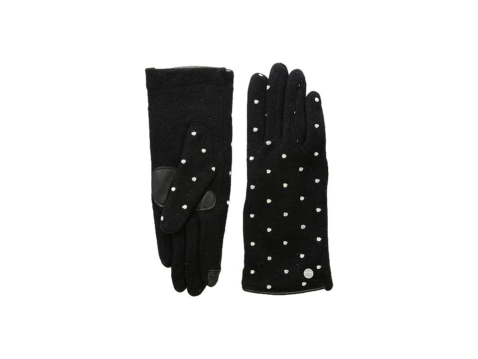 Echo Design Dot Dot Gloves (Echo Black) Extreme Cold Weather Gloves