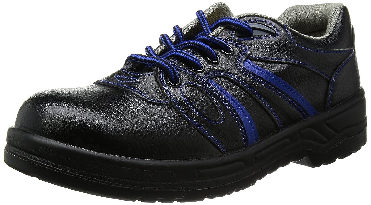 ハンドブック嵐の以内におたふく手袋/安全シューズ静電短靴タイプ/JW-753 サイズ:28.0cm