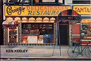 Ken Keeley Carnegie Delicatessen Restaurant 24