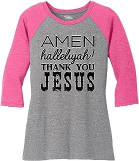 thank you jesus shirt