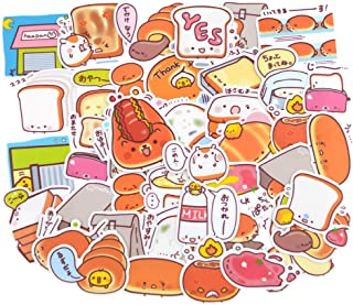 Best cute food stickers Reviews