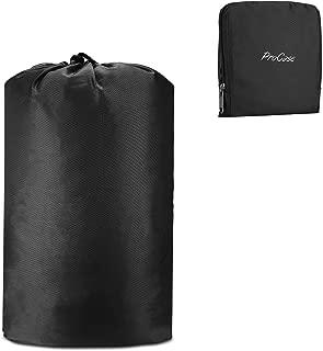 ProCase Travel Laundry Bag, Foldable Compressible Storage...