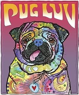 Best pug luv blanket Reviews