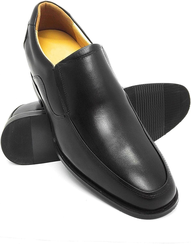 Zerimar Schuhe Aufzug männer   Körpergrösse Höhe Steigerung   Versteckter Versteckter Versteckter anhebender Ferse   Casual Heben Unsichtbare Ferse   Höhe bis zu  6,5 cm B079FS8J15 da5871