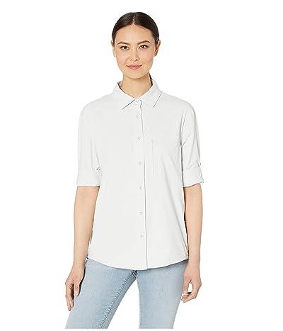 The North Face Boreaz Long Sleeve Roll-Up Shirt (Tin Grey) Women