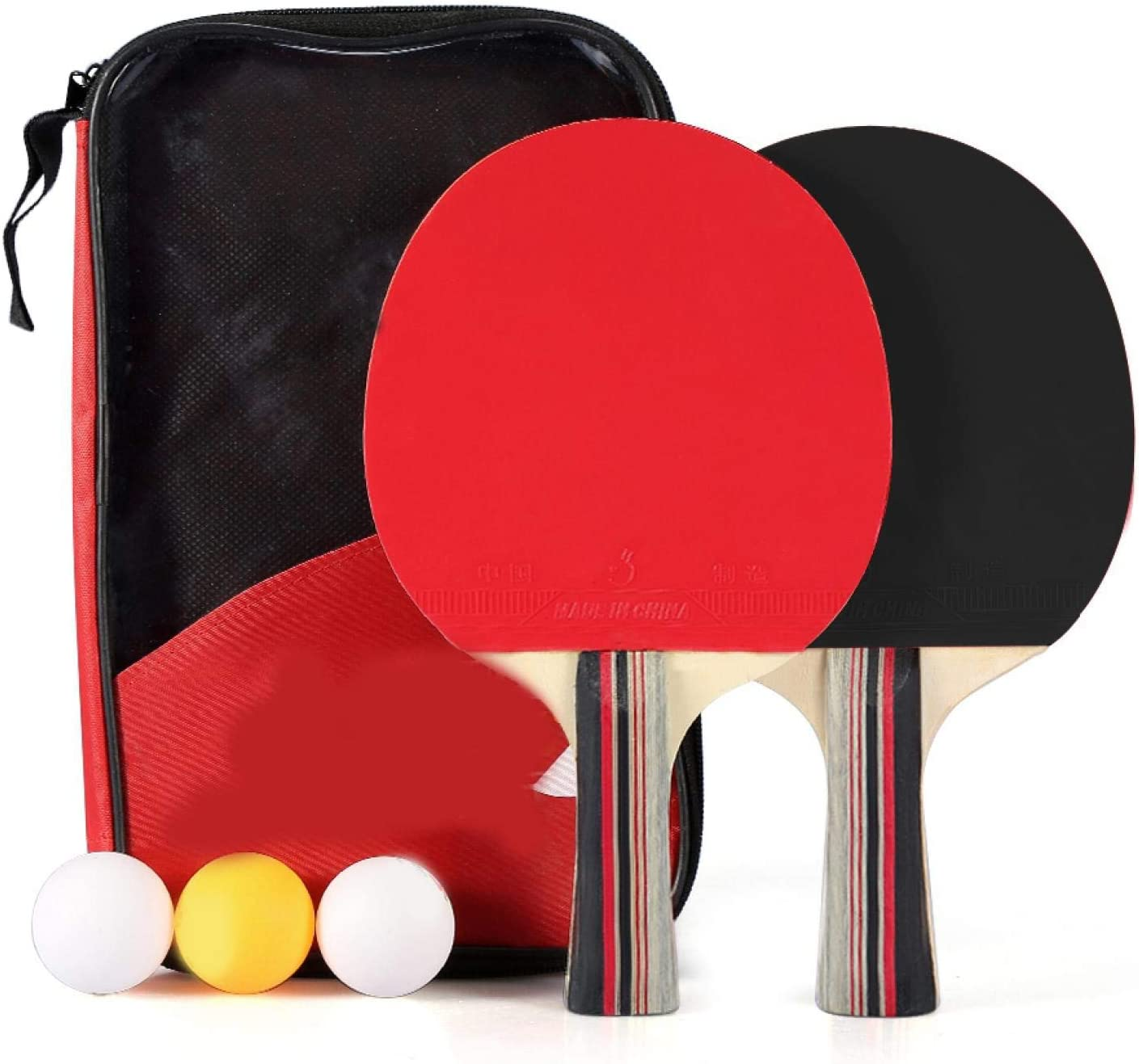 Niiyen Ping Pong Paddle Bat and Table 2021 spring summer Online limited product new Set Tennis 2pc