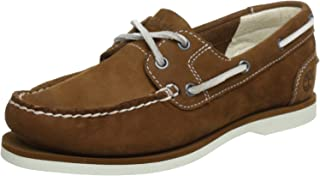 Timberland Womens Earthkeepers Classic Boat Suede Shoes