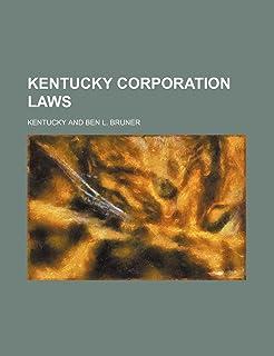 Kentucky Corporation Laws