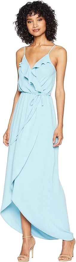 Lilia Ruffle Maxi Dress